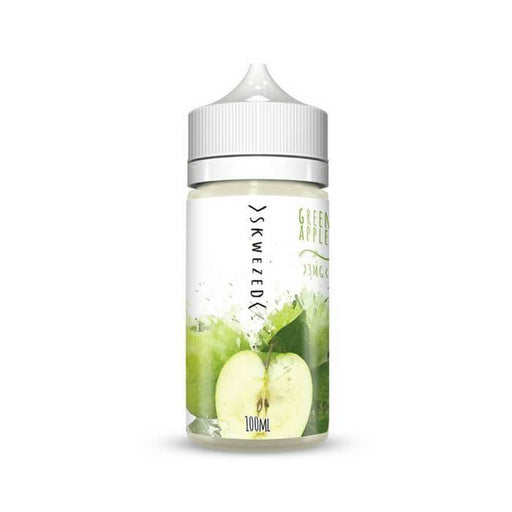 Skwezed Vape Juice - Green Apple