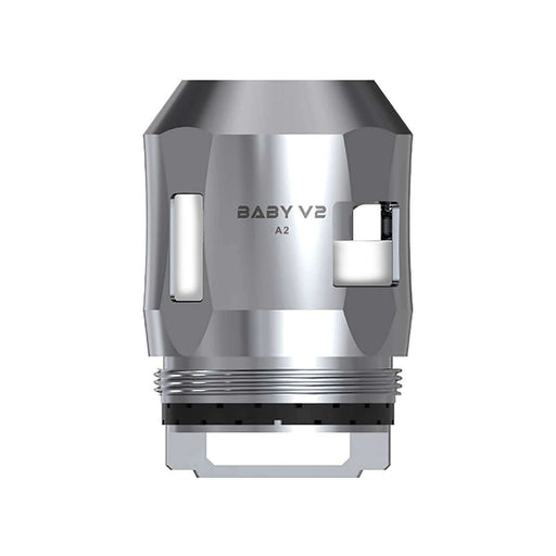 Smok Baby V2 A2 0.2 Ohm Coils - Silver (Pack of 3)