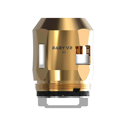 Smok Baby V2 A3 0.15 Ohm Coils - Gold (Pack of 3)