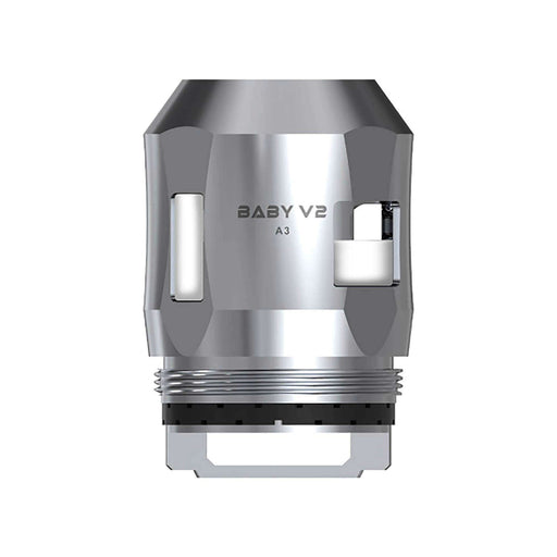 Smok Baby V2 A3 0.15 Ohm Coils - Silver (Pack of 3)