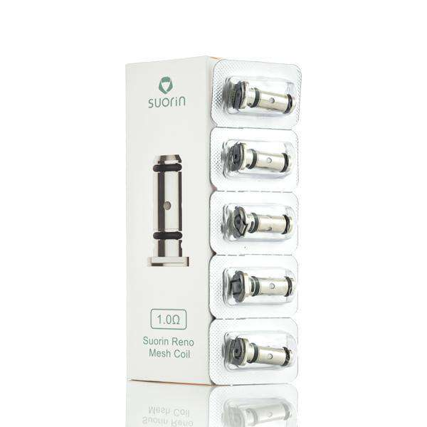 Suorin Reno Replacement Coils (5 Pack)