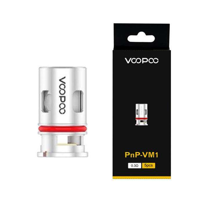 VOOPOO PnP-VM1 Replacement Coils (5 Pack)