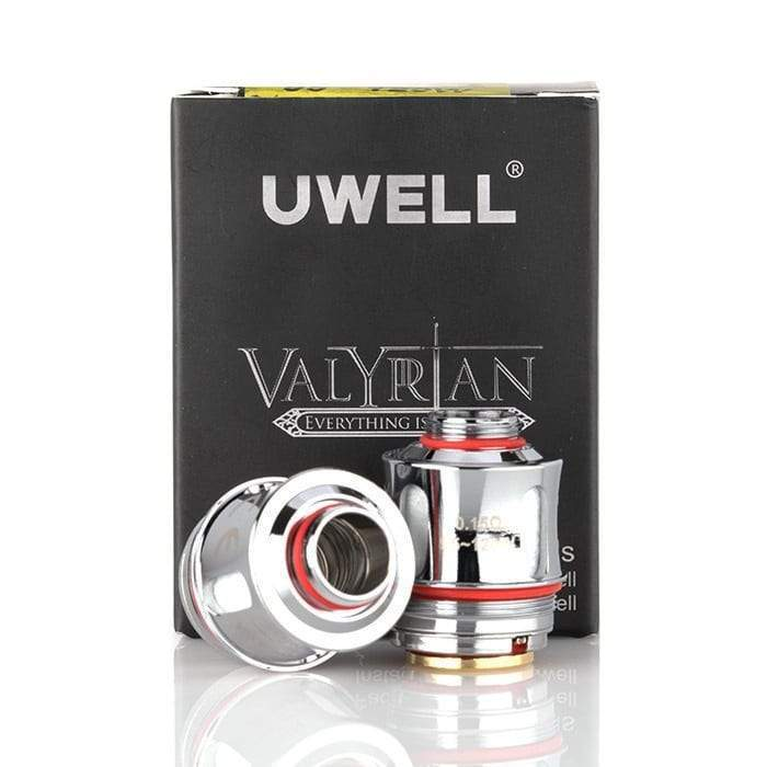 Uwell Valayrian Replacement Coils (2 Pack)