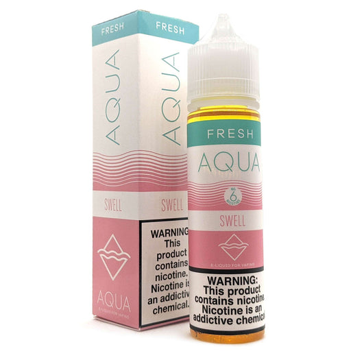 AQUA Fresh Vape Juice - Swell