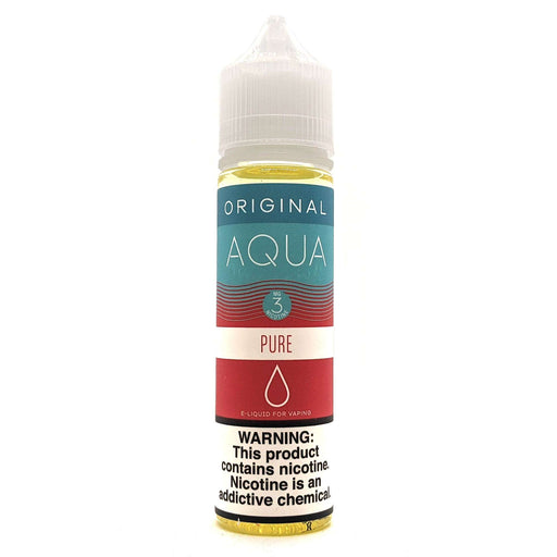 AQUA Original Vape Juice - Pure