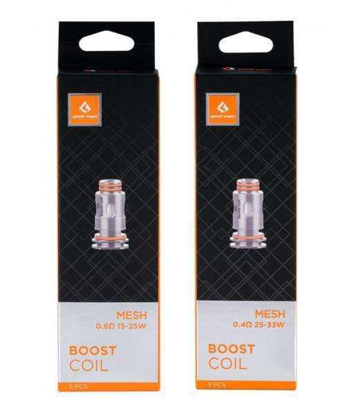 Geek Vape Boost Coil Mesh Replacement Coils (5 Pack)