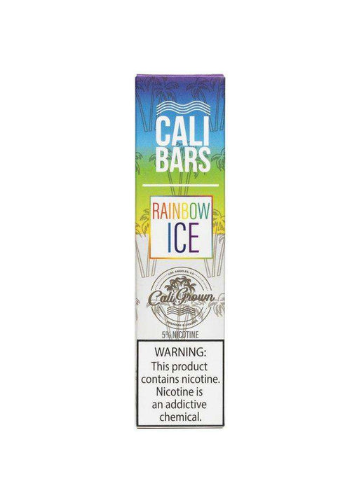 Rainbow Ice by Cali Bars