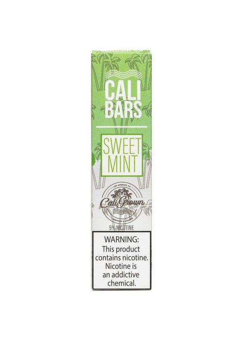 Sweet Mint by Cali Bars