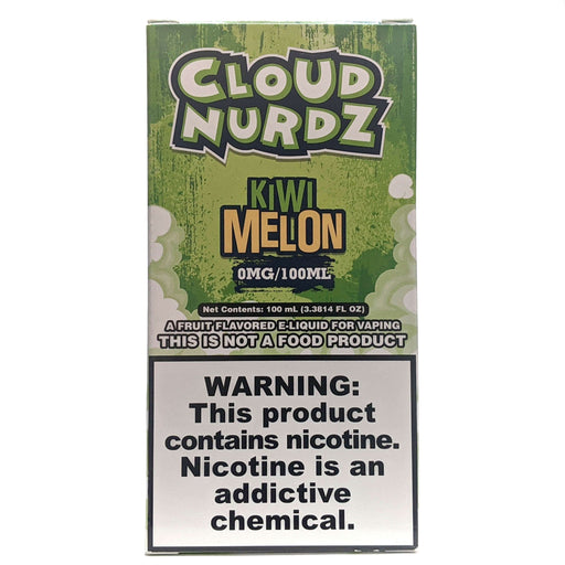 Cloud Nurdz Vape Juice - Kiwi Melon