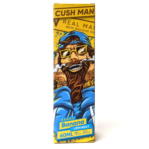 Cush Man Vape Juice by Nasty Juice - Mango Banana