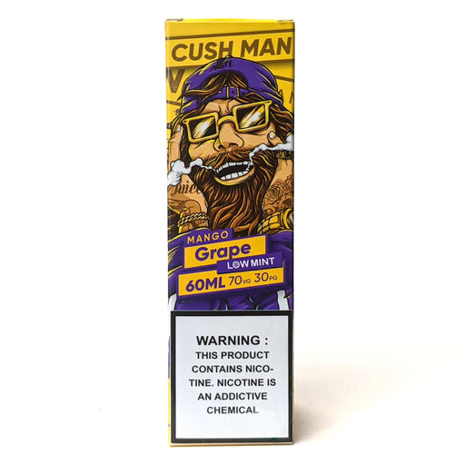 Cush Man Vape Juice by Nasty Juice - Mango Grape