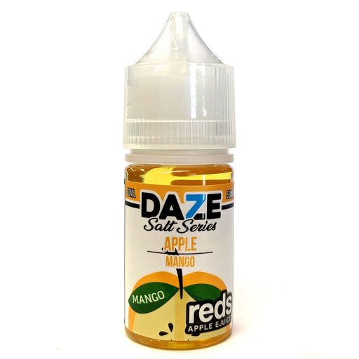 Daze Salt Series Vape Juice - Red's Apple Mango