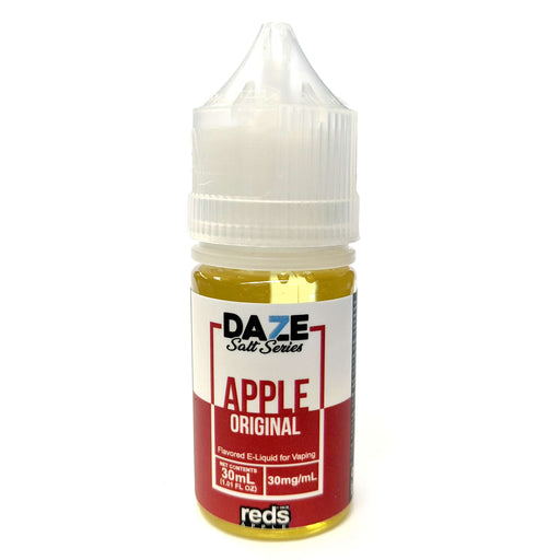 Daze Salt Series Vape Juice - Red's Apple Original