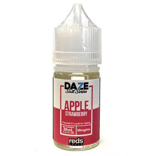 Daze Salt Series Vape Juice - Red's Apple Strawberry