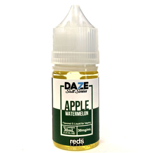 Daze Salt Series Vape Juice - Red's Apple Watermelon