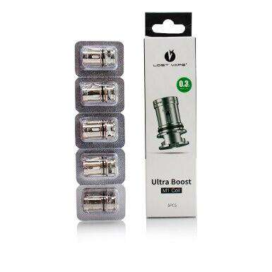 Lost Vape Ultra Boost M1 Coil (5 Pack)