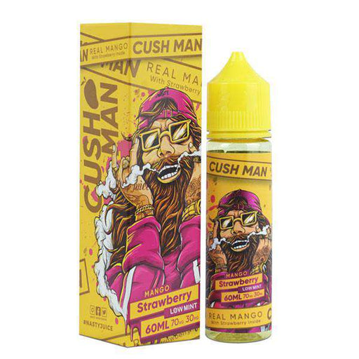 Cush Man Vape Juice by Nasty Juice - Mango Strawberry
