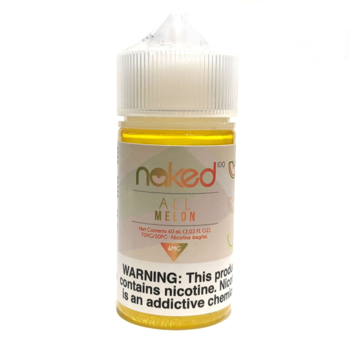 Naked 100 Vape Juice - All Melon