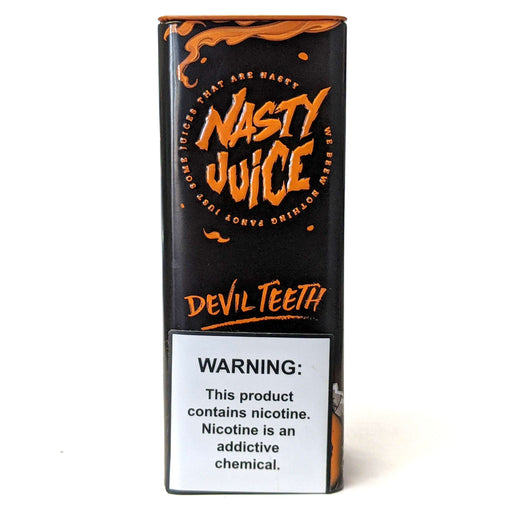 Nasty Juice Vape Juice - Devil Teeth