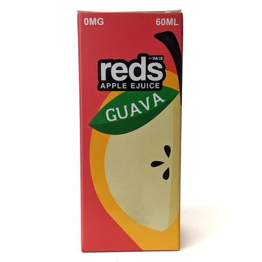 Red's Apple Vape Juice - Apple Guava