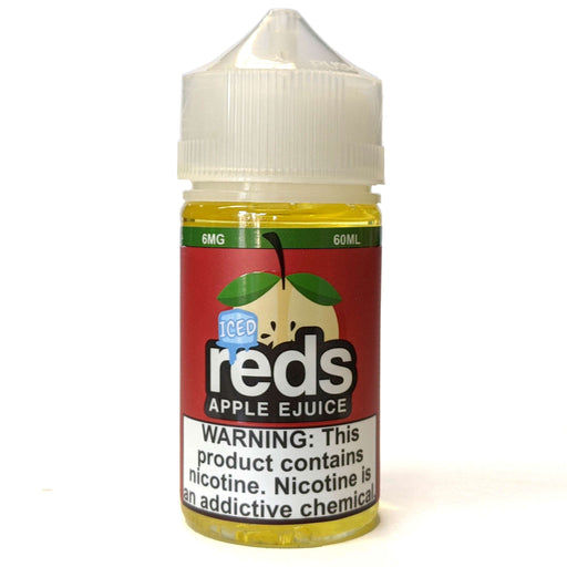 Red's Apple Vape Juice - Original Apple Iced