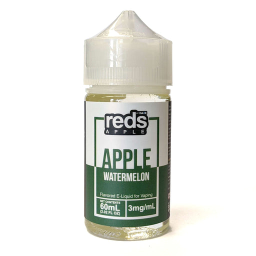 Red's Apple Vape Juice - Apple Watermelon