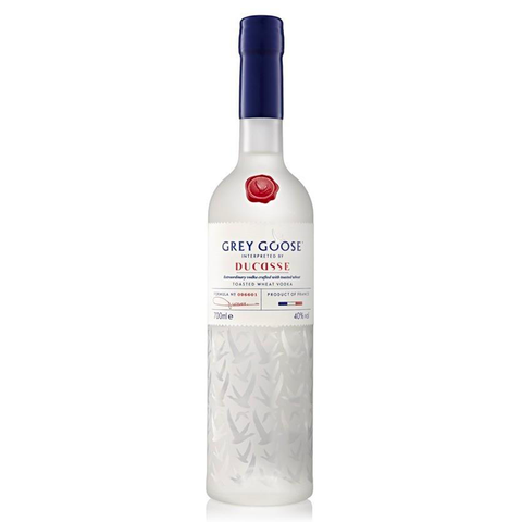 Vodka Grey Goose Limited Edition Ducasse