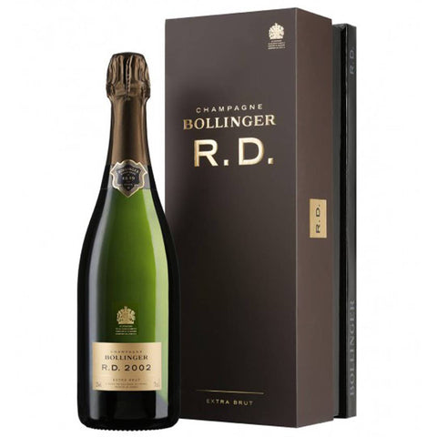 Champagne Bollinger R.D. 2002 | Imperial Drinks