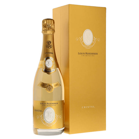 Champagne Louis Roederer Cristal 2002 Mathusalem 6L | Imperial Drinks