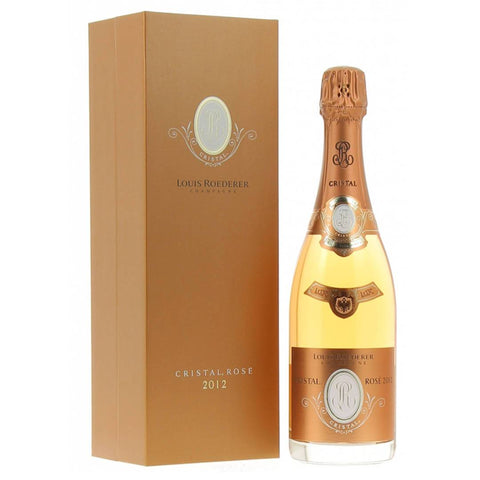 Champagne Louis Roederer Cristal Rosé 2012 | Imperial Drinks