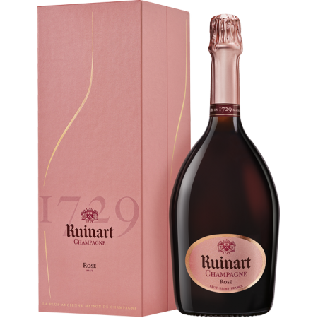 Champagne Ruinart Rosé Brut | Imperial Drinks