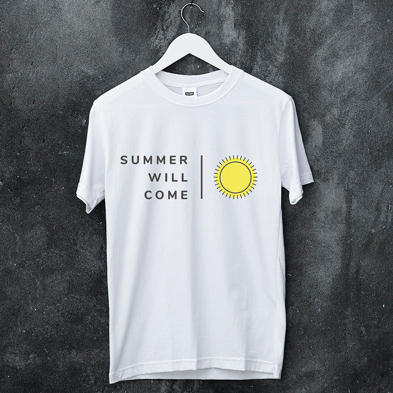 Summer Will Come - The Original Tee