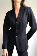 Load image into Gallery viewer, Jean Paul Gaultier Vintage Black Blazer