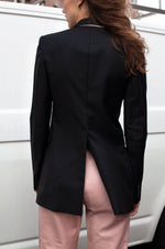 Load image into Gallery viewer, Joseph Black Classic Wool Blazer