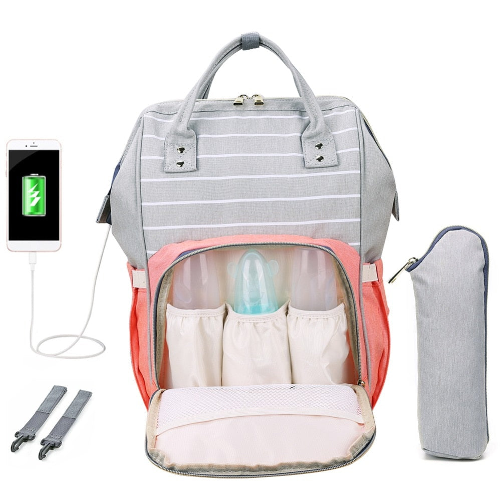 Multi-function Mommy Backpack