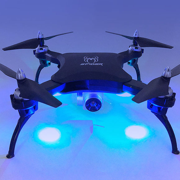 Camera Drones Pixel 5 million WIFI camera folding drone aerial photography wifi real-time image transmission quadcopter