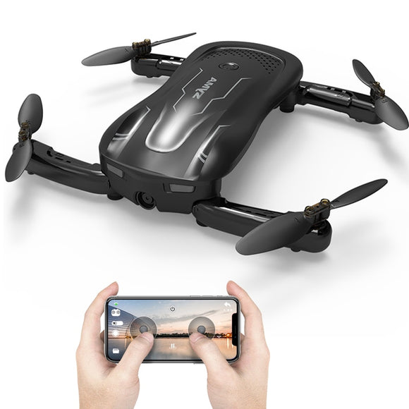 Original  SYMA Z1 pocket folding aerial camera mini four-axis aircraft WiFi version remote control with camera HD 720P drone