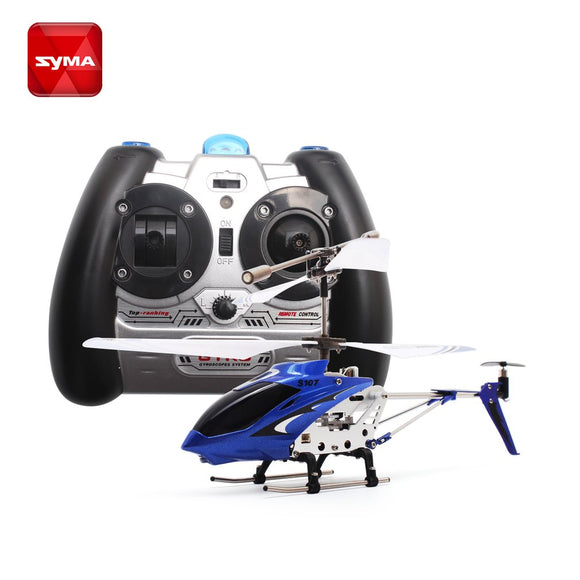 Original Syma S107G Mini Gyro Metal Infrared Radio 3CH Helicopter RC Remote Control Flying Drone for Kids Toys Gift Present RTF