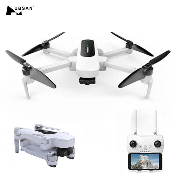 Original Hubsan H117S Zino GPS 5.8G 1KM FPV RC Drone Quadcopter With 4K UHD Camera 3-Axis Gimbal UAV- RTF Panoramic Filming