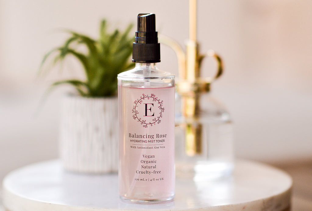 Balancing Rose | Hydrating Rose Mist Toner