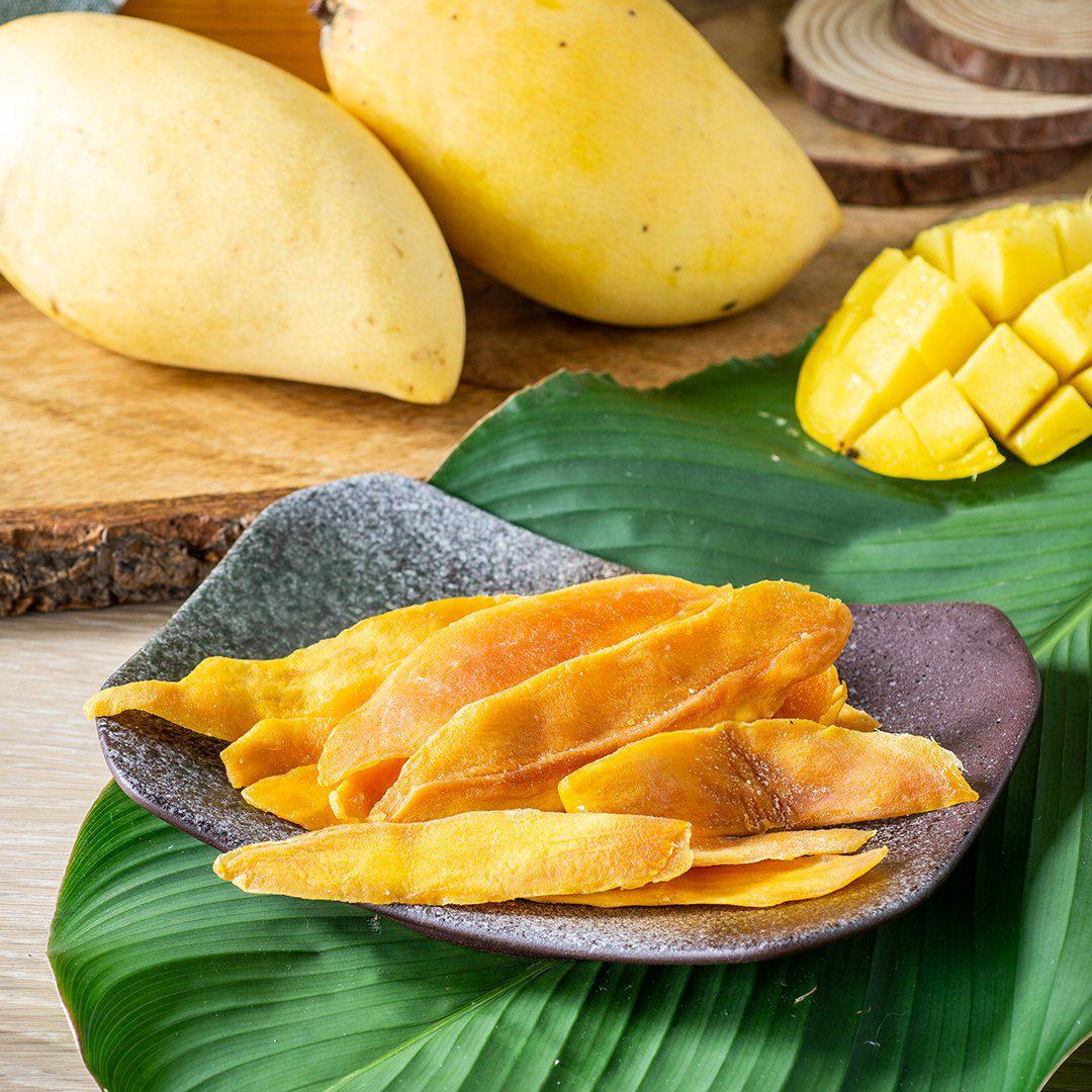 7D Dried Mangoes 100g / 200g-Dried Mangoes-DailyCravings