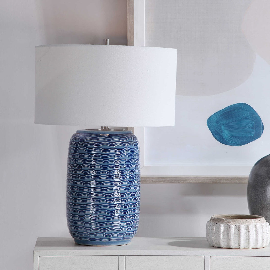 Oro Wave Table Lamp
