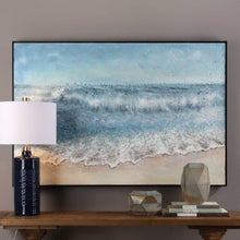 Load image into Gallery viewer, Low Tide Hand Painted Canvas
