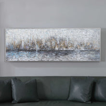 Load image into Gallery viewer, Reflect Hand Painted Canvas