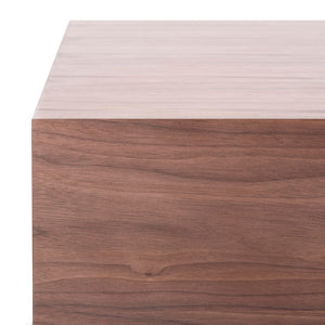 Ruby Walnut Coffee Table