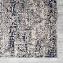 Load image into Gallery viewer, Traditional Gray Rug