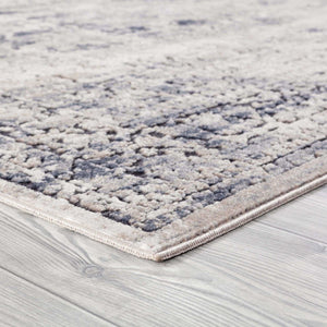 Traditional Gray Rug