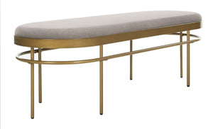 Ozlo Oval Bench