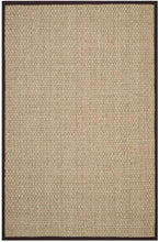 Load image into Gallery viewer, Beto Dark Brown Natural Fiber Rug