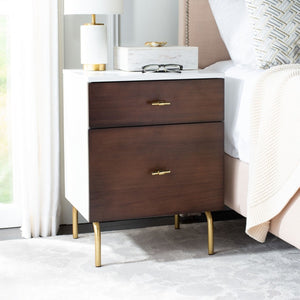 Ronan 2 Drawer Nightstand